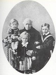 Frederik van Oranje-Nassau (1797-1881) tweede zoon van koning Willem I en koningin Wilhelmina van Pruisen