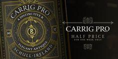 Carrig Pro - Webfont & Desktop font « MyFonts