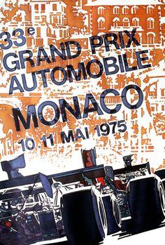 1975 GP de Mónaco en Montecarlo