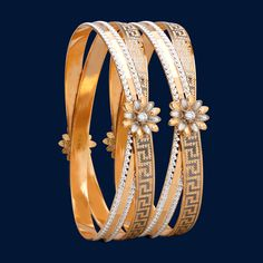 How To Choose The Perfect Pair Of Gold Diamond Earrings Gold Bangles Design, Jewelry Design, Jewelry Ideas, Gold Jewelry, Diamond Jewellery, Jewelry Rings, Jewellery Diy, Jewellery Earrings, Designer Jewellery