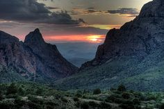 Amazing views at Big Bend National Park in TEXAS... just another wonderful camping and RVing destination! Texas is big so make sure you're up-to-date on the top campgrounds & RV Parks...