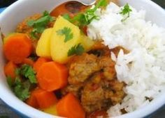 Latin slow cooker: Colombian meatball stew the whole family will love! (RECIPE)