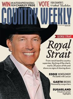 March 28, 2011 - George Strait: Royal Strait - Country Weekly