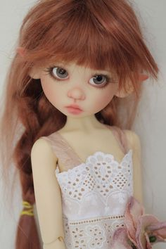 Kaye Wiggs Gracie as Elf.....would so love to own. Sweet as.