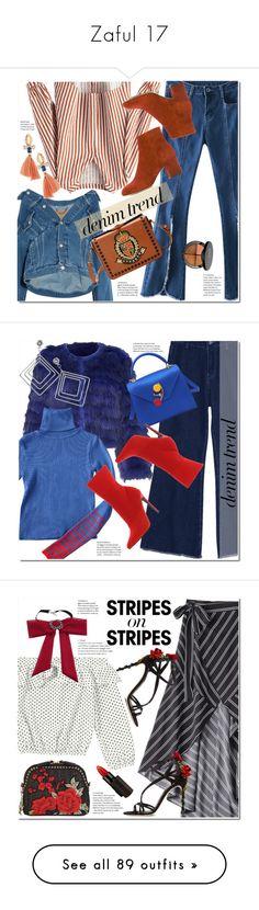 """Zaful 17"" by duma-duma ❤ liked on Polyvore featuring Balenciaga, rag & bone, Sephora Collection, denimtrend, widelegjeans, Alice + Olivia, Steve Madden, Dolce&Gabbana, Chesca and Serge Lutens"