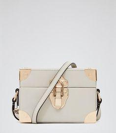 Efren Box Bag by Reiss
