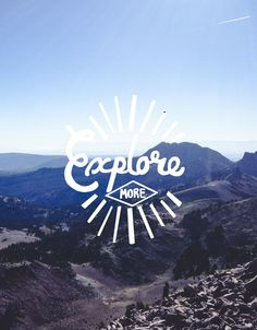 In today's post, the Explore More series continues with a recent summit of Mt. Lassen in Northern California. Northern California, Wise Words, Wanderlust, Outdoors, Neon Signs, Letters, Explore, Feelings, Quotes