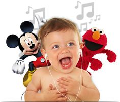 Personalized CD with your child's name - Christmas idea?