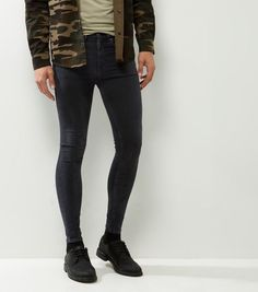 Only super tight skinny jeans