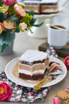 Polish Recipes, Polish Food, No Bake Cake, Tart, Cake Recipes, Cheesecake, Food And Drink, Yummy Food, Sweets