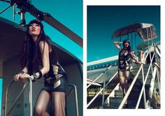 Empyrean Vagabond - Empyrean Vagabond is a collaboration created by photographer Melson Bolongaita and stylist Roshel Esteron for their fashion styling and photography...