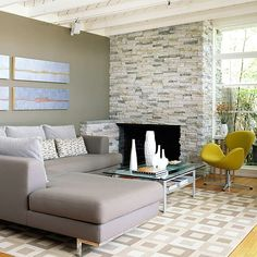 Houses with working fireplaces are fantastic – there is nothing quite like sitting by a warm fire on a cold night. However, an outdated fireplace can bring a room way down. If your fireplace is in need of a transformation, find inspiration to get started from these remarkable makeovers. The combination of the outdated walls, …