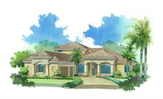 The Cambridge Grande Model - Lennar Homes Bridgewater at Lakewood Ranch