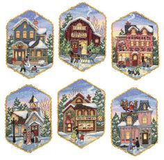 Christmas Cross Stitch . . .