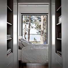 Bedroom with a view House Design, House, Home, Bedroom Interior, Dreamy Bedrooms, House Interior, Inside A House, Interiors Dream, Home And Living