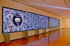 Multitouch Digital Signage Wall Provides Visitors with Interactive Curation Experience