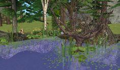 Mod The Sims - Hidden Creek Refectory - NO CC