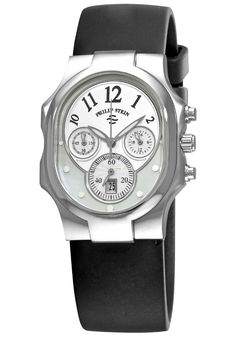 Price:$477.00 #watches Philip Stein 22FMOPRB, The Philip Stein Natural Frequency Technology is delivered to wearers through a metal disk inside the watch that has been infused with key frequencies in a proprietary process. When worn on the wrist, the watch exposes frequencies to the biofield - which is the master energy field that regulates the body's functions - and informs the body to relax and become more resistant to stress.