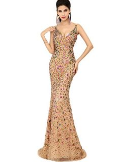 Belle House Luxury Long Rhinestone Pageant Dress Prom Gown with Straps Belle House http://www.amazon.com/dp/B017X1UFOY/ref=cm_sw_r_pi_dp_fGzAwb06AY2S5