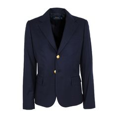 TROELSTRUP AW15 - The classic navy jacket with gold buttons from Ralph Lauren.