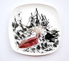 artista da Malásia, Hong Yi (Red)