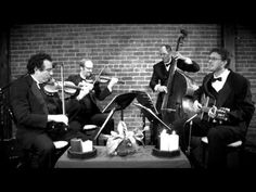 Black Canary Strings Performs Classical Music featuring 2 violins, guitar and upright bass