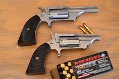 Ninja Weapons, Weapons Guns, Guns And Ammo, Cross Draw Holster, North American Arms, Top Mini, Pocket Pistol, Revolver Pistol, Custom Guns