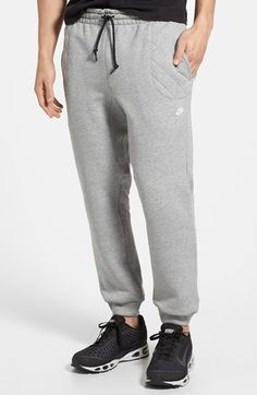 Nike+'FB'+French+Terry+Sweatpants+available+at+#Nordstrom