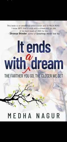It Ends With A Dream || Outset Books Review. – Magical BookLush