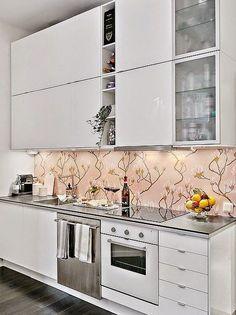 47 Cozinhas decoradas para todos os gostos