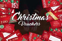 12 Christmas Voucher @creativework247