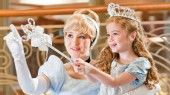 Cinderella, Prince Charming, Step Sisters at 1900 Park Fare, located at Disney's Grand Floridian Resort & Spa