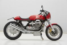 Moto Guzzi Cafe Racer by Doc Jensen | www.doc-jensen.de