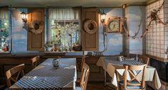 "Sopot - restauracja ""Toscana"" (ulica Grunwaldzka 27)"