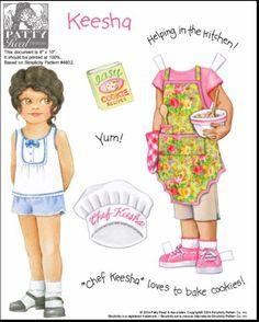 Amy,Kayla,Keesha,Kendra,Mae,Nan,Patty,Samantha Paper Dolls.This From Pitaove2 - Yakira Chandrani - Picasa Web Albums