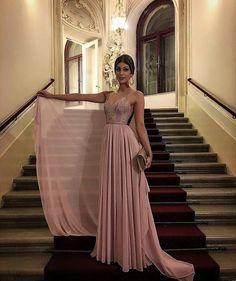 Jasmina Alagic, dress Jana Jurčenko, earrings Linda's Dream, Prague Opera Ball 2016 Bridesmaid Dresses, Prom Dresses, Formal Dresses, Wedding Dresses, Prague Opera, Stylists, Fashion Design, Earrings, Style