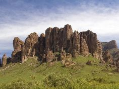 Guide to the Superstition wilderness