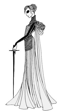 Arya Stark in Ten Years - Professional Assassin Princess Hell Bent On Revenge