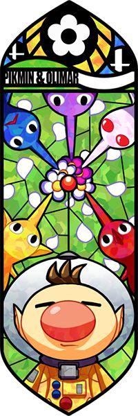 Smash Bros - Pikmin and Olimar by Quas-quas.deviantart.com on @deviantART