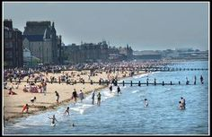 Portobello Beach- copyright Edinburgh Inspiring Capital