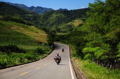 What is it like to ride through Peru's Cordillera Blanca? The Great American Trek lets you in on a few secrets www.greatamericantrek.com