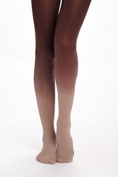 Anthropology ombre tights