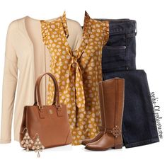 """""""Autumn Anthropologie"""" by sophie-01 on Polyvore"""