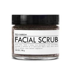 Honey + Floral Essence Facial Scrub - Care - Skin care , beauty ideas and skin care tips Diy Face Scrub, Face Scrub Homemade, Make Up Looks, Best Exfoliators, Cleansers, Moisturizers, Fig And Yarrow, Organic Facial, Natural Facial