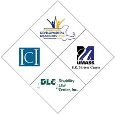 The Massachusetts (MA) Developmental Disabilities (DD) Network is a collaborative of four organizations that promote self-determination, independence, productivity, integration and inclusion in all facets of community life for people with developmental disabilities and their families.