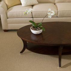 Adler Oval Coffee Table - Ethan Allen US