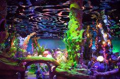 Tokyo Disney Sea, Mermaid Lagoon -- someday...