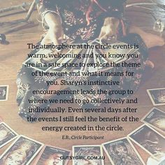 Are you joining us this Friday? Sanctuary Circle is on @silo_paddington 6.30-8.30pm 15 April. Visit the website to reserve your place. The theme is cycles & rhythms. This is an event for women only - goddesses priestesses sacred rebels wild women  #gutsygirlart #sanctuarycircle #womenscircle #womensupportingwomen #womenwhorunwiththewolves #brisbane #brisbaneevents