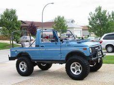 Suzuki Sj 410, Samurai, Suzuki Cars, Suzuki Jimny, Car Mods, Mini Trucks, Amazing Cars, Cars And Motorcycles, Dream Cars