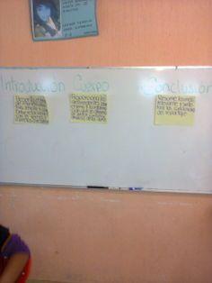 13 de marzo del 2014 ESPAÑOL recapitulación de la estructura del reportaje